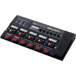 Zoom G11 Multi-Effects Processor