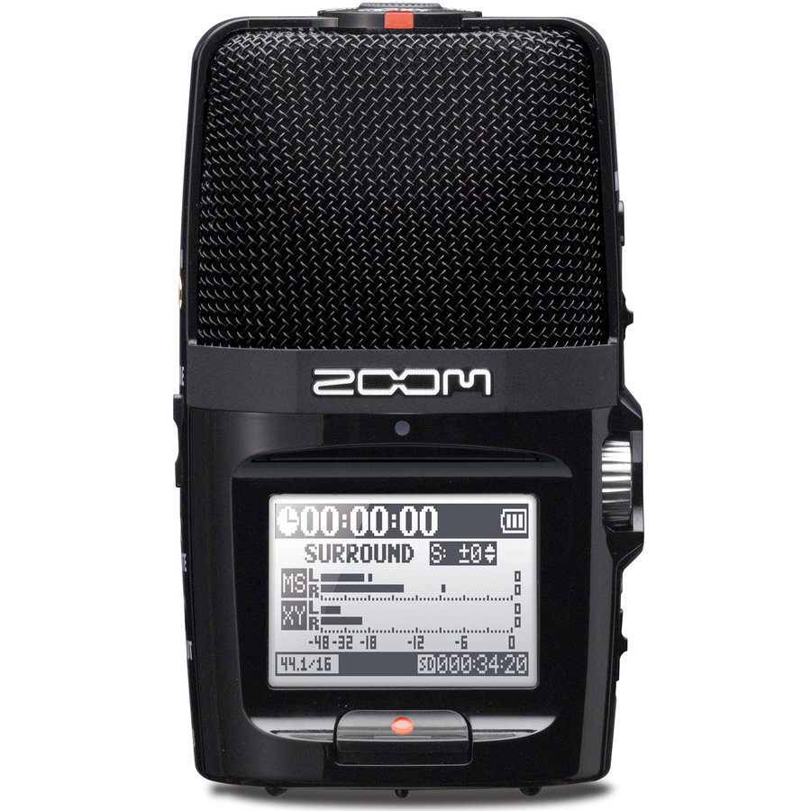 View larger image of Zoom H2n Handy Recorder
