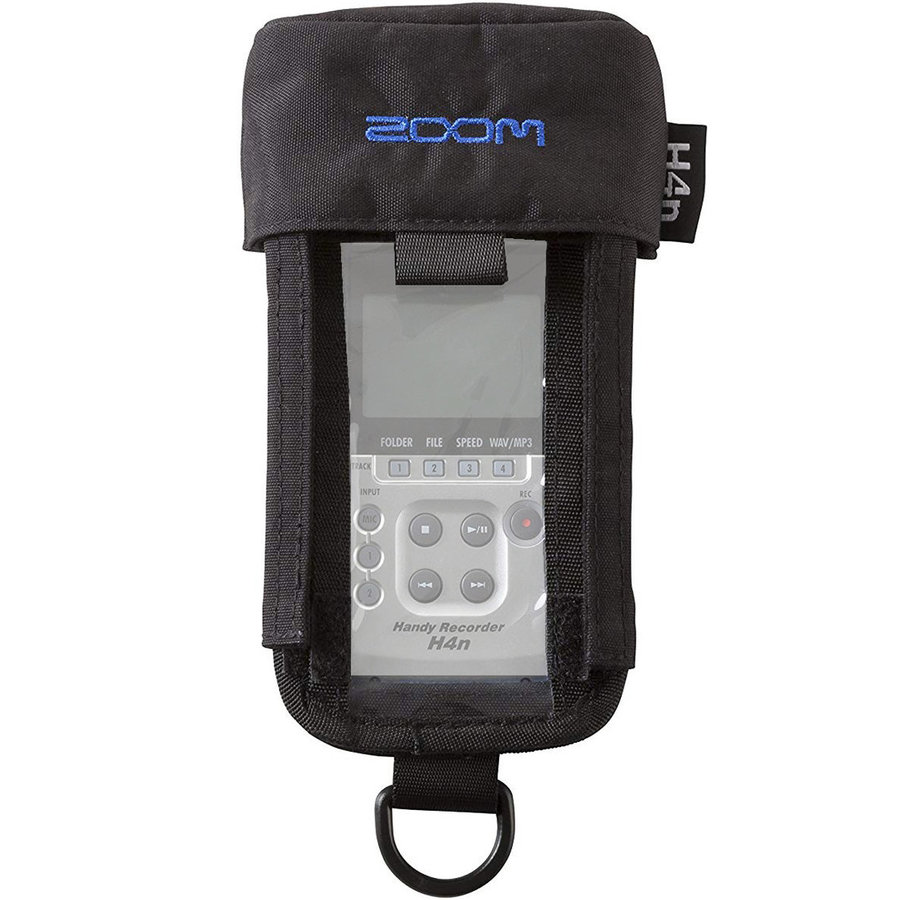 View larger image of Zoom PCH-4n Protective Case for H4n Handy Recorder