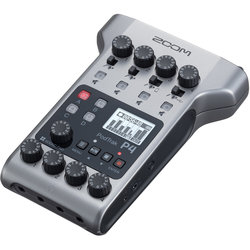 Zoom PodTrak P4 Podcasting Recorder