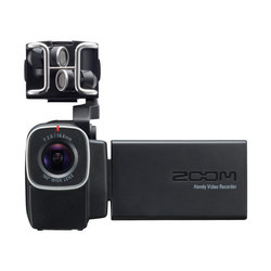 Zoom Q8 HD Video/Four-Track Audio Recorder