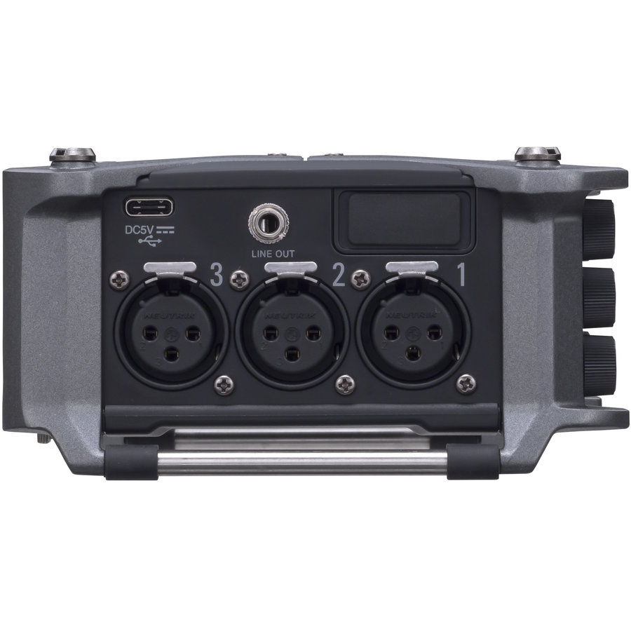 View larger image of Zoom The Zoom F6 Professional Field Recorder