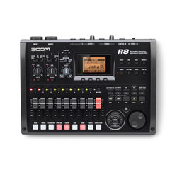 Zoom The Zoom R8 Recorder