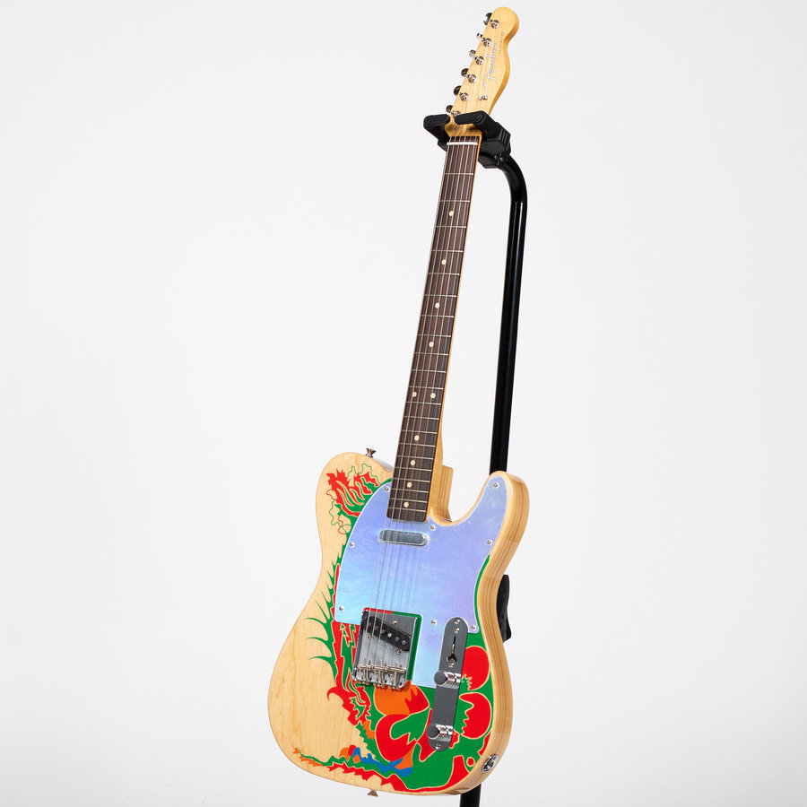 View larger image of Fender Jimmy Page Telecaster - Rosewood, Natural