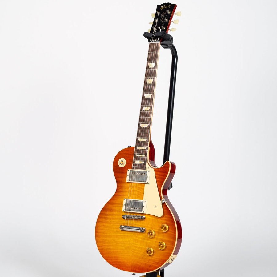 View larger image of Gibson 60th Anniversary 1959 Les Paul Standard - Royal Teaburst