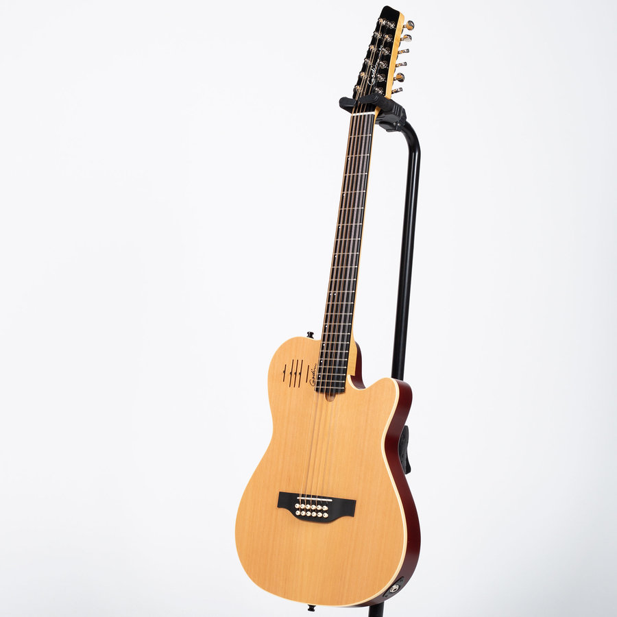 View larger image of Godin A12 12-String Acoustic Electric Guitar